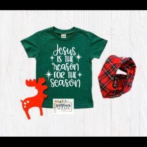 Custom Kid Christmas Shirt